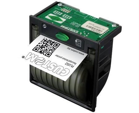 CUSTOM KIOSK PRINTER PLUS 2 TTL/SER/USB 4-7.5V