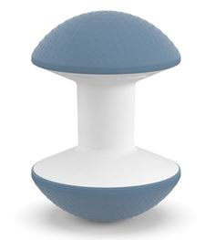 HUMANSCALE CHAIR BALLO BLUE