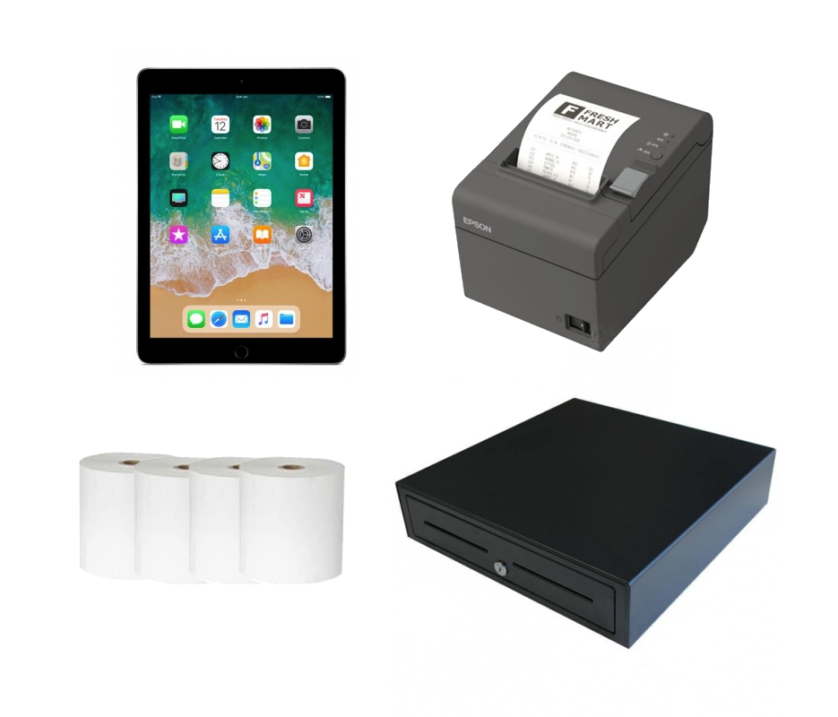 APPLE IPAD BUNDLE - ADD YOUR OWN STAND