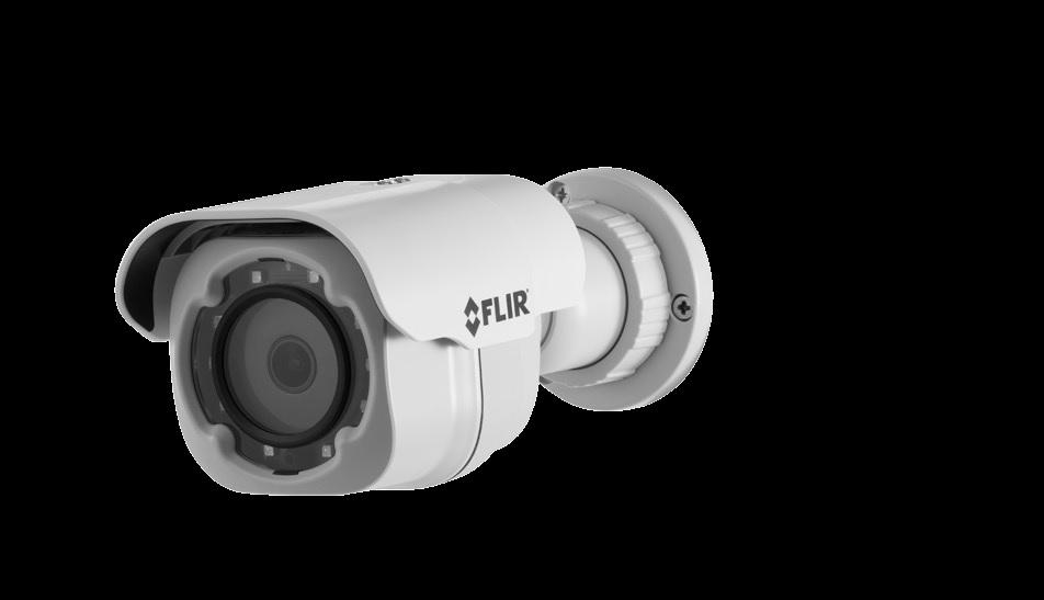 FLIR CAM CB-3102-11-I 1080P ARIEL VBULLET M 3-10MM