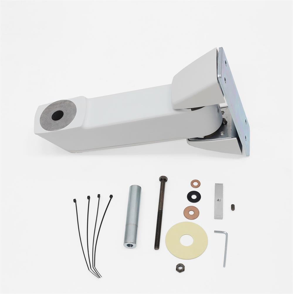 ERGOTRON EXTENDER ASSEMBLY 9IN ARM WHITE TEXTURE