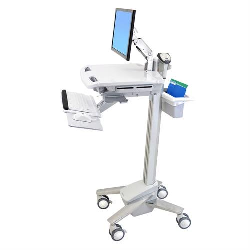 ERGOTRON CART STYLEVIEW EMR WITH LCD ARM