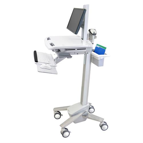 ERGOTRON CART STYLEVIEW EMR WITH LCD PIVOT