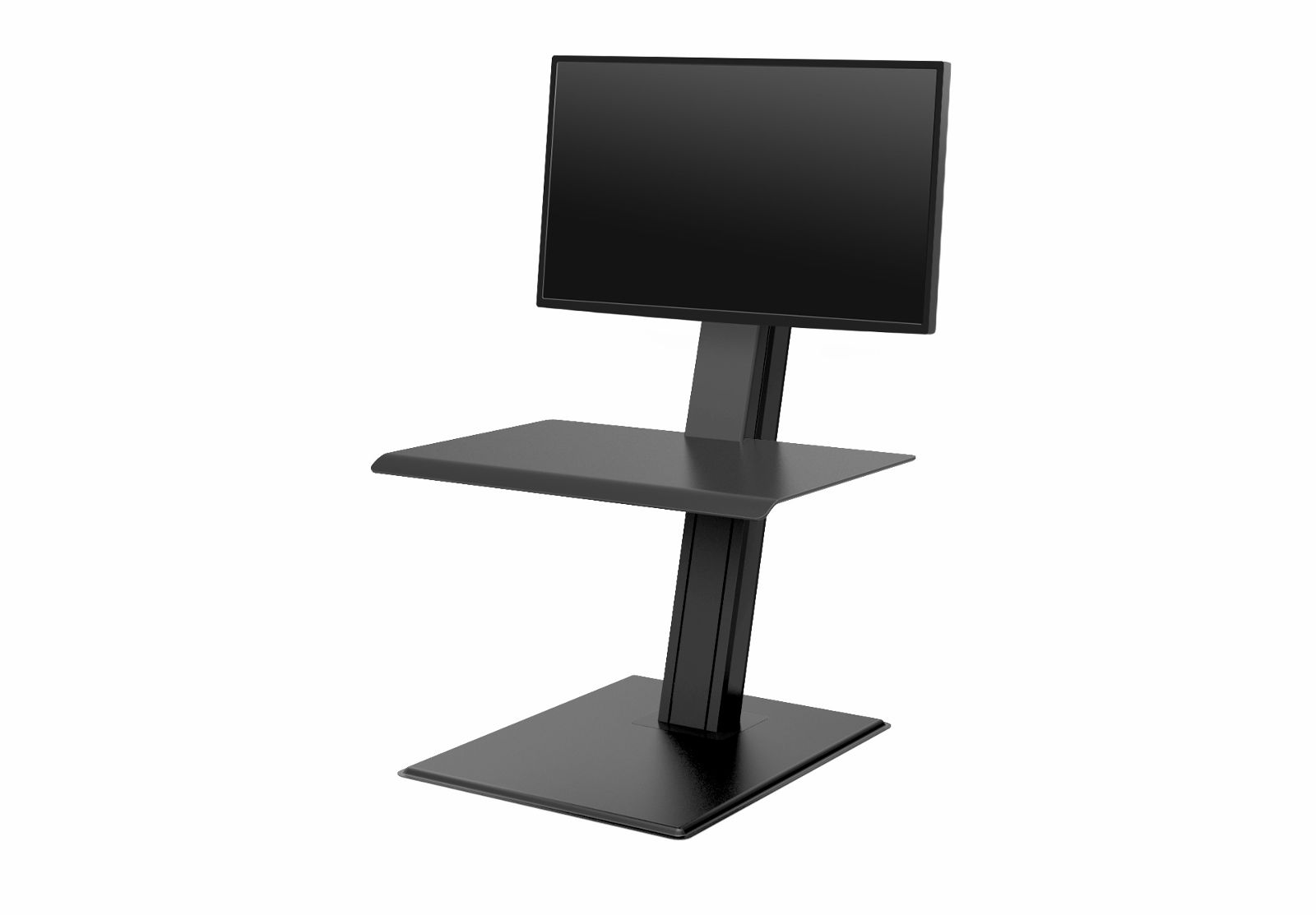 HUMANSCALE QUICKSTAND ECO SINGLE BLK