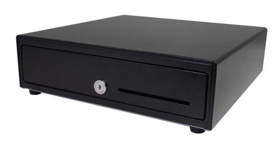 HP CASH DRAWER COMPACT 5N/8C 24V BLK