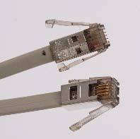 TOSHIBA CASH DRAWER CABLE POS 3.8M