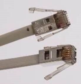 TOSHIBA CABLE DIST CASH DRAWER RAVEN BLACK 3.8M