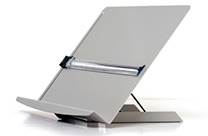 Humanscale CH900 Document Holder in Silver, Freestanding