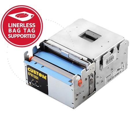 CUSTOM KPM180H-L/L UHF 24V ETH/USB CUT PRES AEA