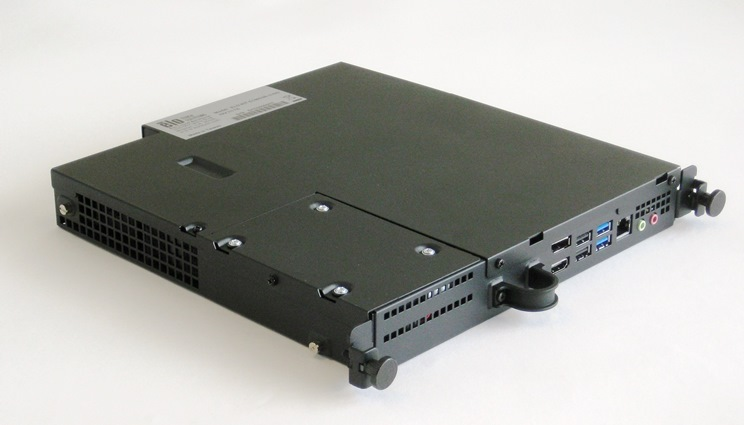 ELO IDS ECMG2B COMPUTER MODULE I7 8GB 320GB W7