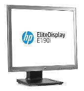 HP MONITOR LED 18.9 INCH E190I BLK