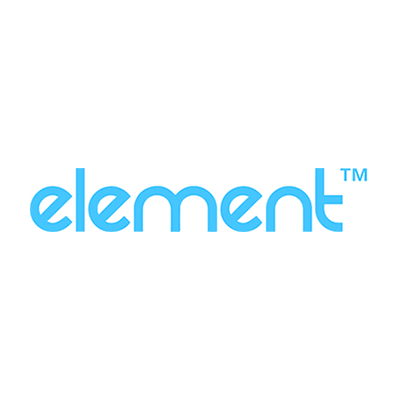 ELEMENT CA850 CDU 2ND DISPLAY 2X20 BLK/SILVER