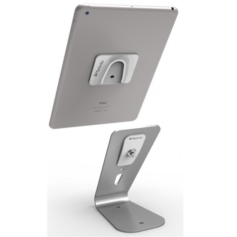 COMPULOCKS HOVERTAB SECURITY IPAD LOCK STAND SILV