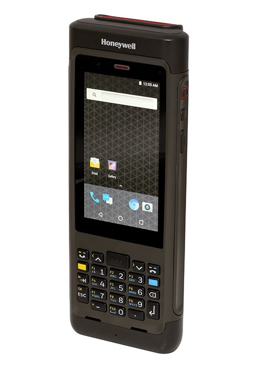 HONEYWELL PDT CN80 NUM 2D LONG RANGE SCANNER 3GB RAM/32GB STORAGE CAMERA ANDROID 7 GOOGLE MOBILE SERVICES