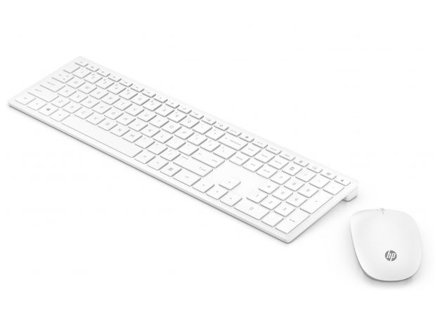 HP KEYBOARD AND MOUSE BUNDLE WIRELESS WHITE