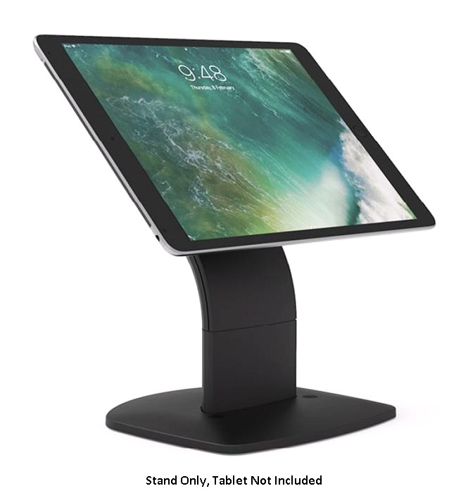 BOSSTAB STAND TOUCH EVO FREESTANDING UNIVERSAL BLK