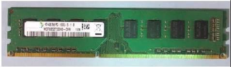 TOSHIBA RAM 4GB MEMORY SP500