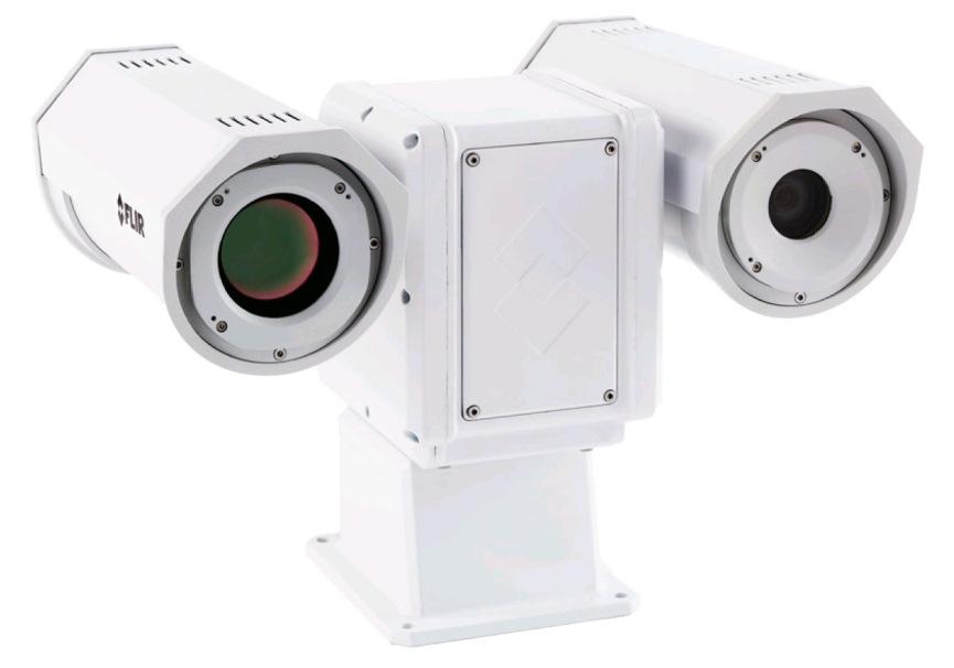 FLIR TRITON PT-602-CZ-R-HD COOLED PTZ 1080P VIS
