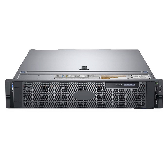 FLIR NVR ENTERPRISE SERVER 2U 64TB RAID-5