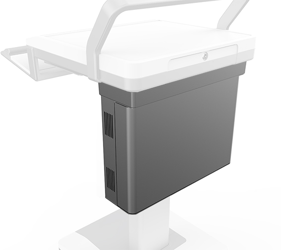 HUMANSCALE T7 CPU HOLDER