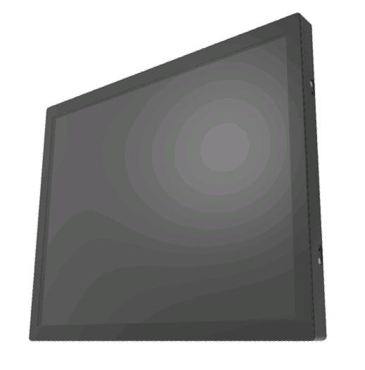 ELEMENT OPEN FRAME SF17 17/PCAP DVI/VGA USB