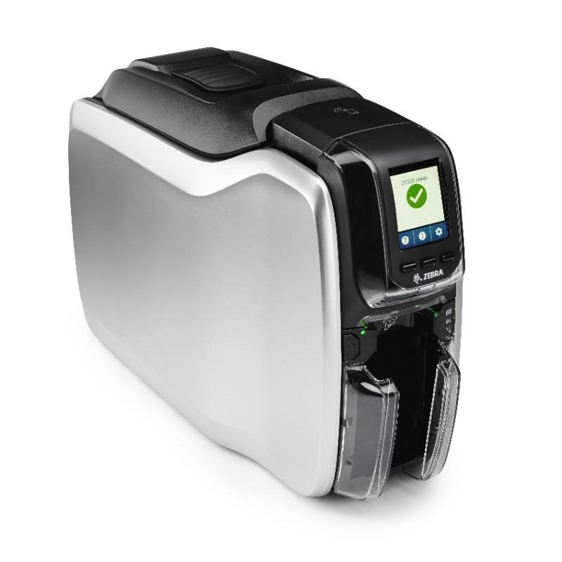 ZEBRA CARD PRINTER ZC300 DUAL USB/ETH MAG ANZ