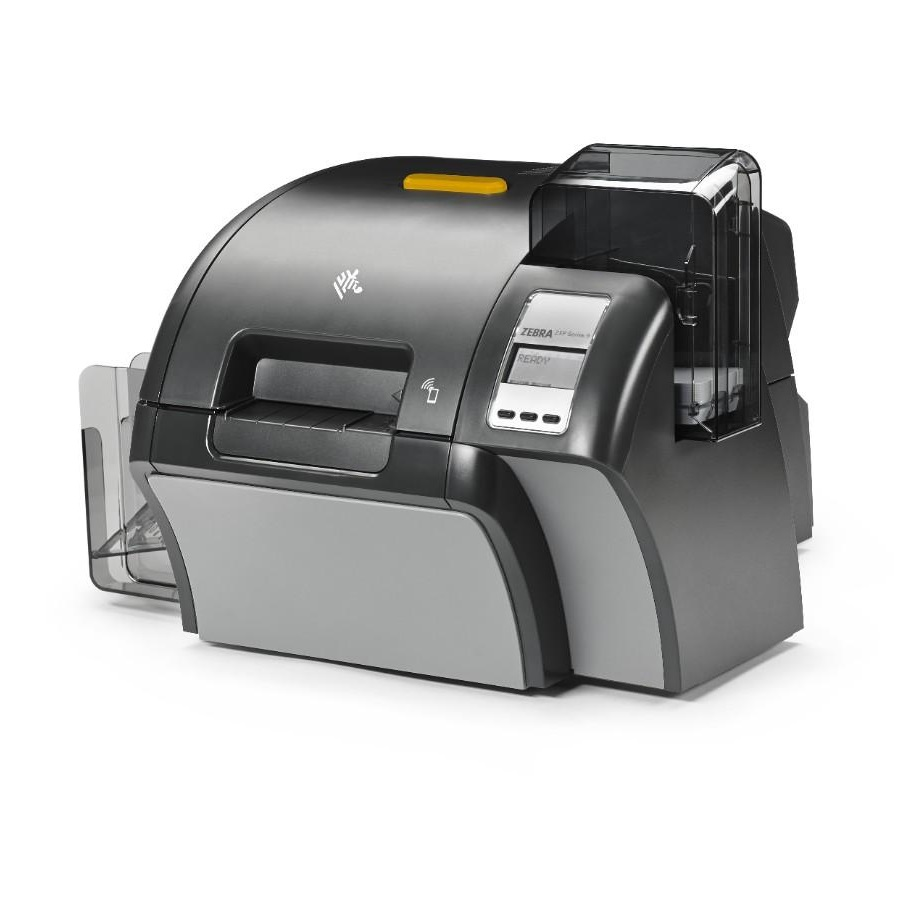 ZEBRA ZXP9 CARD PRINTER DUAL USB/ETH MAG MIFARE