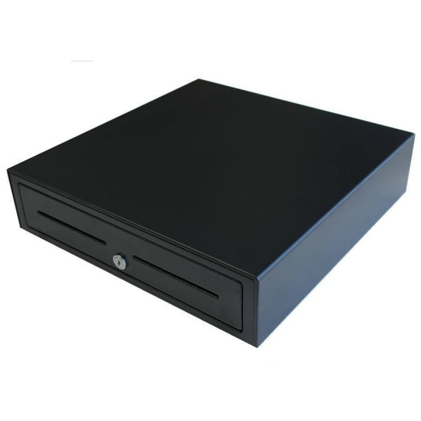 VPOS CASH DRAWER EC410 5 NOTE/8 COIN 24V BLK