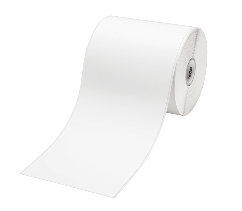 BROTHER PAPER TAPE TD-4000 102X42.8M 3PK