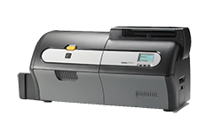 ZEBRA ZXP7 PRO CARD PRINTER DUAL MAG ETH